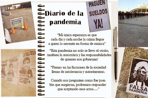 Entrega XLII Diario de la Pandemia (Última Fase)